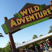 4/14/2012 tarihinde Jeff D.ziyaretçi tarafından Wild Adventures Theme Park'de çekilen fotoğraf