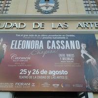 Foto tomada en Ciudad de las Artes por Pame M. el 8/26/2012