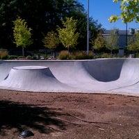 Foto tomada en Historic Fourth Ward Skatepark por Hadrian X. el 9/9/2012