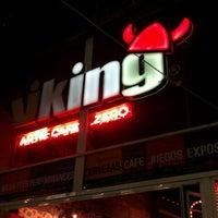 Foto tirada no(a) Viking - Arte Café Punto Zero por Aurita M. em 8/5/2012