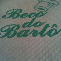 Foto tirada no(a) Beco do Bartô por Patrícia M. em 7/26/2012