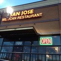 Photo Taken At San Jose Mexican Restaurant By Erik M On 3 22