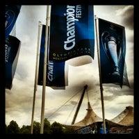 Снимок сделан в UEFA Champions Festival 2012 пользователем Deep G. 5/18/2012