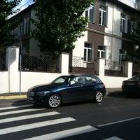 Снимок сделан в Коллегия адвокатов «Муранов, Черняков и партнеры» пользователем Rudolf 8/21/2012