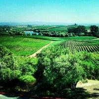 8/11/2012 tarihinde Luis G.ziyaretçi tarafından Artesa Vineyards & Winery'de çekilen fotoğraf