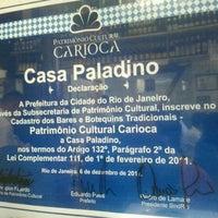 Foto tirada no(a) Casa Paladino por Marco C. em 3/14/2012
