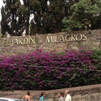 5/5/2012にJosé L.がEl Jardín de los Milagrosで撮った写真
