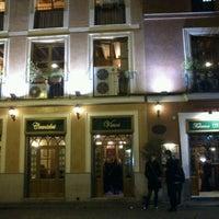 Photo prise au Taberna Coloniales par ANA ABEL M. le3/17/2012