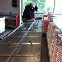 Photo taken at UConn Dairy Bar by Megan B. on 5/23/2012