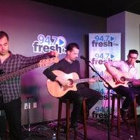 Photo Taken At 947 Fresh FM By Jen R On 3 23 2012
