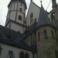 Das Foto wurde bei Thomaskirche von Henning B. am 3/18/2012 aufgenommen