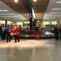 Photo taken at Terminal 2 Baggage Claim by Jarrett C. on 4/14/2012