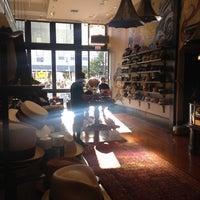 ee8529b2165a8 ... 12  Photo taken at Goorin Bros. Hat Shop - Gaslamp by Hooman on 7 25 ...