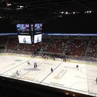 4/14/2012 tarihinde Deejziyaretçi tarafından INTRUST Bank Arena'de çekilen fotoğraf