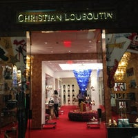 bb0958085e58 ... Photo taken at Christian Louboutin by Tonya W. on 3 29 2012 ...