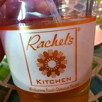 Снимок сделан в Rachel's Kitchen пользователем Elenis W. 4/1/2012