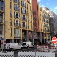 Foto tirada no(a) HSH Hotel Apartments Mitte por Eelco K. em 6/1/2012