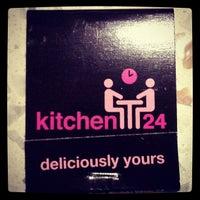 Photo prise au kitchen24 par Justin C. le5/28/2012