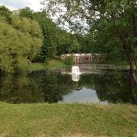 Снимок сделан в Лефортовский парк пользователем Konstantin X. 5/22/2012