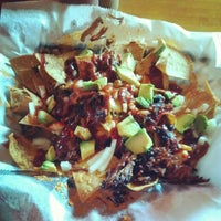 Foto tomada en Meat. Southern B.B.Q. & Carnivore Cuisine por Lindsay ✌. el 9/1/2012