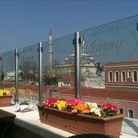 3/23/2012 tarihinde Seyfi M.ziyaretçi tarafından Saray Muhallebicisi'de çekilen fotoğraf