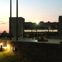 Bunker Hill Community College Charlestown 250 Rutherford Ave