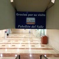 Photo prise au Pabellón del Valle par Angel le3/23/2012