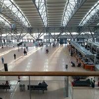 Das Foto wurde bei Hamburg Airport Helmut Schmidt (HAM) von Hasan Kemal U. am 8/27/2012 aufgenommen