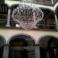 Foto tirada no(a) Hotel Francés por Luis O. em 4/28/2012