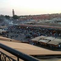 6/8/2012 tarihinde Francine P.ziyaretçi tarafından Marakeş'de çekilen fotoğraf