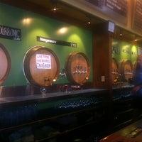 Снимок сделан в Cascade Brewing Barrel House пользователем Lance M. 4/1/2012