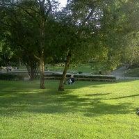 Снимок сделан в Körnerpark пользователем Edoardo R. 7/1/2012