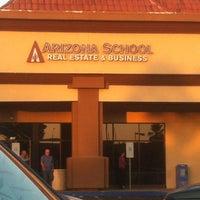 Arizona School Of Real Estate And Business Gilbert Az