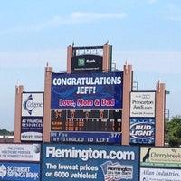 Foto tomada en TD Bank Ballpark por Natalie S. el 7/27/2012