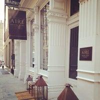 Foto scattata a Aire Ancient Baths da Carlos M. il 8/30/2012