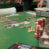Photo taken at Imperial Outpost Games by Phil J. on 7/7/2012