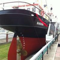 5/21/2012 tarihinde Emre E.ziyaretçi tarafından Bandırma Gemi Müze ve Milli Mücadele Açık Hava Müzesi'de çekilen fotoğraf