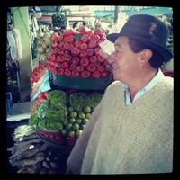 Foto tomada en Plaza de Mercado de Paloquemao por Luis B. el 8/24/2012