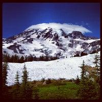 Das Foto wurde bei Mount Rainier National Park von Aurélien am 7/27/2012 aufgenommen