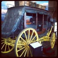 Photo taken at Wells Fargo History Museum by Doug H. on 4/20/2012