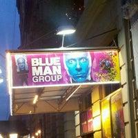 3/12/2012에 Carmen L.님이 Blue Man Productions에서 찍은 사진