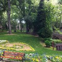 Das Foto wurde bei Gülhane Parkı von Hüseyin T. am 5/12/2012 aufgenommen
