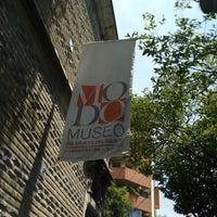 4/4/2012 tarihinde Catherine S.ziyaretçi tarafından MODO Museo del Objeto del Objeto'de çekilen fotoğraf