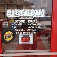 Discount Tire Hours Sunday >> Discount Tire Automotive Shop In Indianapolis