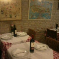 6/15/2012에 Aline S.님이 Di Andrea Gourmet Pizza & Pasta에서 찍은 사진