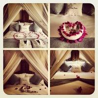 Photo taken at DoubleTree Resort by Hilton Hotel Zanzibar - Nungwi by Patty B. on 9/12/2012