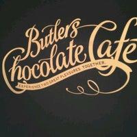 Снимок сделан в Butlers Chocolate Café пользователем Joe 4/30/2012