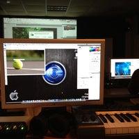 Das Foto wurde bei Centro de Capacitación Cinematográfica, A.C. (CCC) von Daniel P. am 2/20/2012 aufgenommen