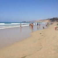 Снимок сделан в La Jolla Shores Beach пользователем James L. 8/4/2012