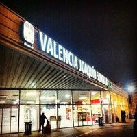 Foto tomada en Estación de Valencia Joaquín Sorolla - AVE por Cristian P. el 3/15/2012